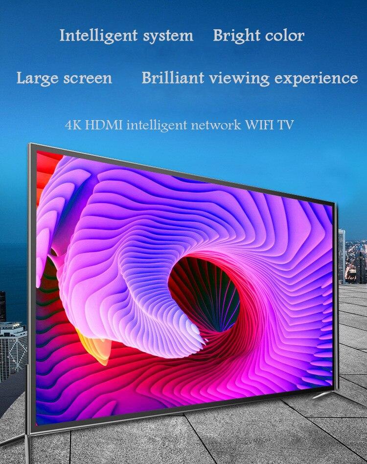 PIONEERTV 4K LED TV 42-inch family hotel KTV TV 1080P HD TV 1920*1080 network Smart TV shipping with DHL,EMS,FedEx