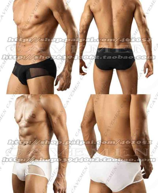 Perspective and not perspective combining design* 3288 *men lingerie T-Back Thong G-String T pants Brief Underwear free shipping