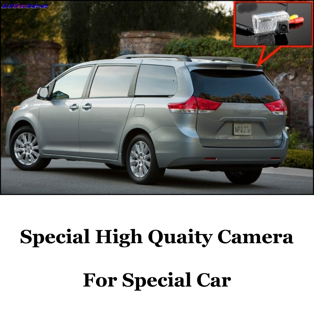 Toyota Sienna 2010-2018 Owners Manual: The Blind Spot Monitor function