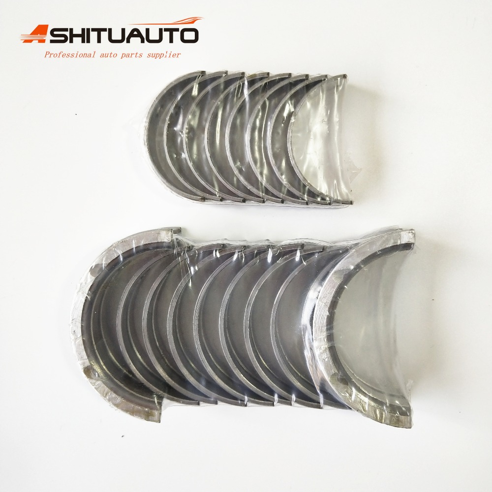 Original Crankshaft Main bearing kit Shell and Connecting Rod Bearing For Chevrolet cruze Epica Opel Astra