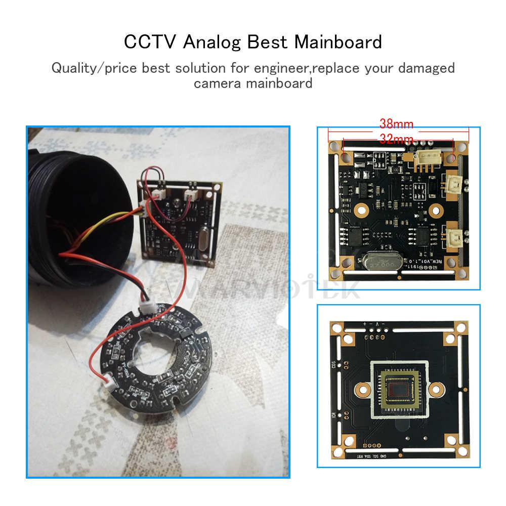 Аналоговый движения камера cctv с датчиком зарядная Модульная плата камера наружного видеонаблюдения Камера Мини CVBS DIY системы безопасности 700TVL
