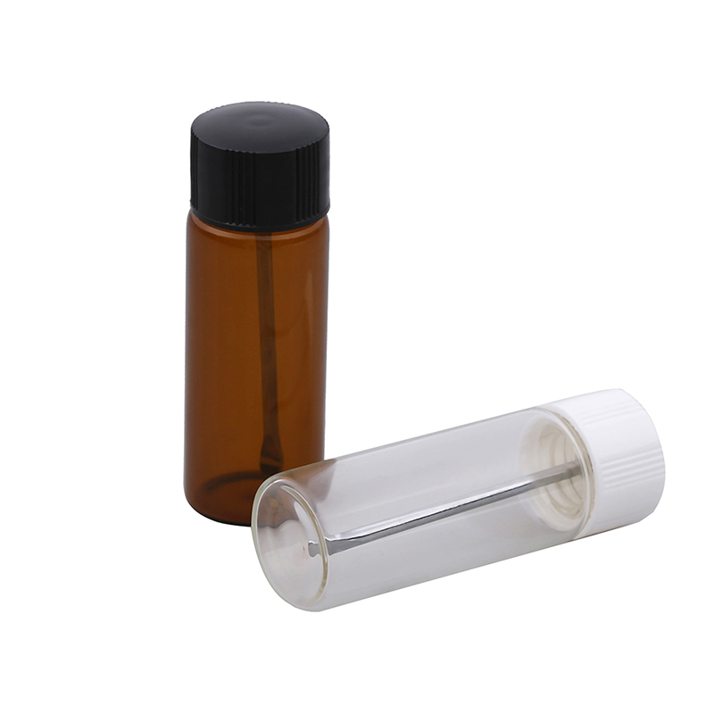 1pc Metal Pipe Flat Bullet Rocket Snuff Sniffer Weed Tobacco