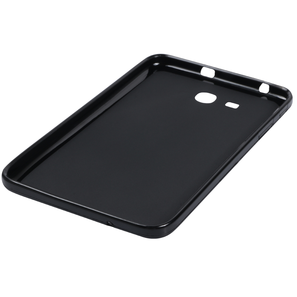 Silicone Smart Tablet Back Cover For Samsung Galaxy Tab 3 Lite 7.0 SM-T110 T111 T116/Tab E Lite T113 Shockproof Bumper Case