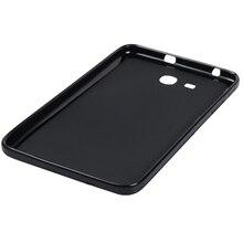 Силиконовый умный чехол для планшета Samsung Galaxy Tab 3 Lite 7,0 SM-T110 T111 T116/Tab E Lite T113 противоударный чехол-бампер