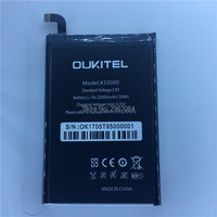 Mobile Phone Battery OUKITEL K10000 Battery 5 5inch MTK6735P Mobile Accessories High Capacit OUKITEL Phone Battery