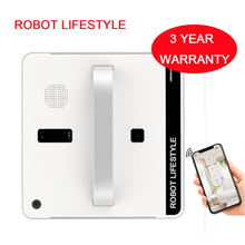 Household Smart Window Cleaner RL880 Robot Sweeper High Suction Wet Dry Wiping Automatic Robotic Vacuum