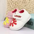 Baby Girls Shoes Prewalker Babe Girl Sneakers PU First Walkers Spring Autumn Toddlers Footwear Free Drop Shipping