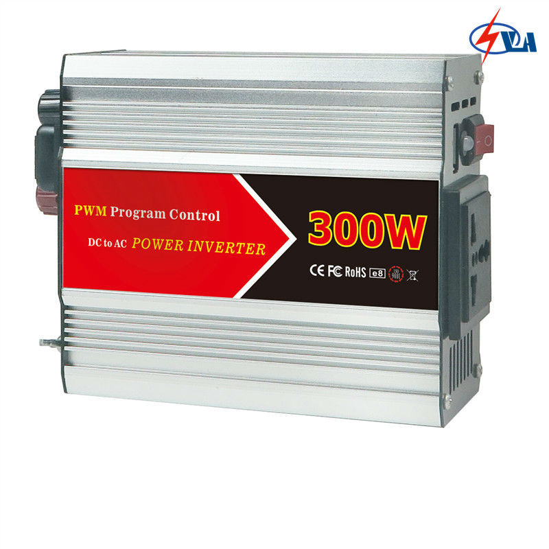 W300 DC 12V 24V AC 110V 220V  PWM Control car power Inverter