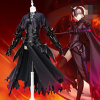 Anime Cos New Fate Grand Order FGO initial stage Alter Caster Color Women Dress Cosplay Costume
