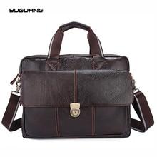 Handbag Men Bag Genuine Leather Briefcases Shoulder Bags Laptop Tote men Crossbody Messenger Bags Handbags designer Bag