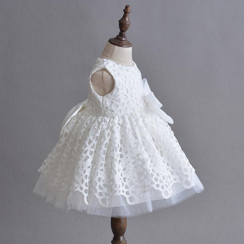 formal da menina branca do bebe roupas 02