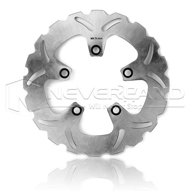 New Motorcycle Rear Brake Disc Rotor for Suzuki GSX1100R 1989-2000 GSF BANDIT 1200 1996-2005
