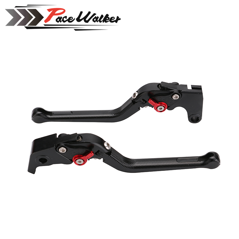 Motorcycle CNC Short Brake Clutch Levers For Yamaha YZF R6 1999 2000 2001 2002 2003 2004 R1 2002 2003 R6S FZ1 FAZER red color folding extendable motorcycle adjustable cnc brake clutch levers for yamaha yzf r6 yzfr6 1999 2004 2000 2001 2002 2003