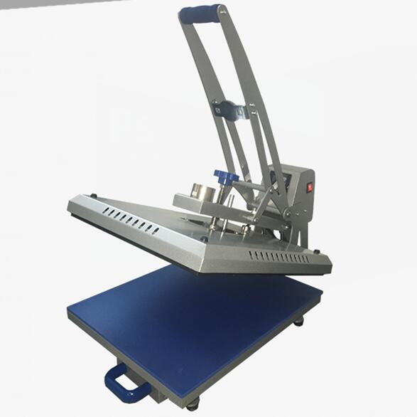 Heavy Duty Auto Open Optional Working Table 38x38 sublimation t shirt heat press machine