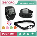Activity Tracker 5.3kHz Sports Pedometer Watch Wireless Heart Rate Monitor Strap