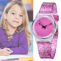 Quality relojes Ceasuri Children Waterproof Watch Princess Watches Fashion Kids Cute relogio Hodinky Quartz WristWatch Girl