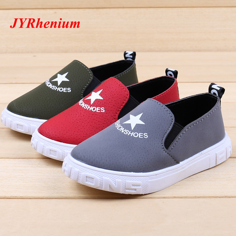 JYRhenium 2018 Canvas Children Shoes Sport Breathable Boys Sneakers Brand Kids Shoes for Girls Casual Child Flats Canvas Shoes 2016 new shoes for children breathable children boy shoes casual running kids sneakers mesh boys sport shoes kids sneakers