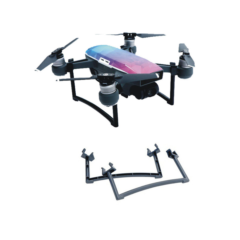4Pc Silica Gel Motor Protective Cover Accessories For DJI SPARK Drone Jun18 Professional Factory Price Drop Shipping