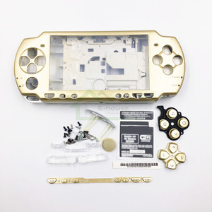 Image 4 - E house for PSP 2000 PSP2000 Game Console Full Set Shell Housing Case Cover with Buttons Kit Replacement