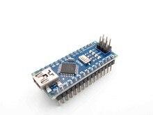 Freeshipping! 1 pçs/lote Nano 3.0 controlador compatível nano motorista CH340 USB SEM CABO