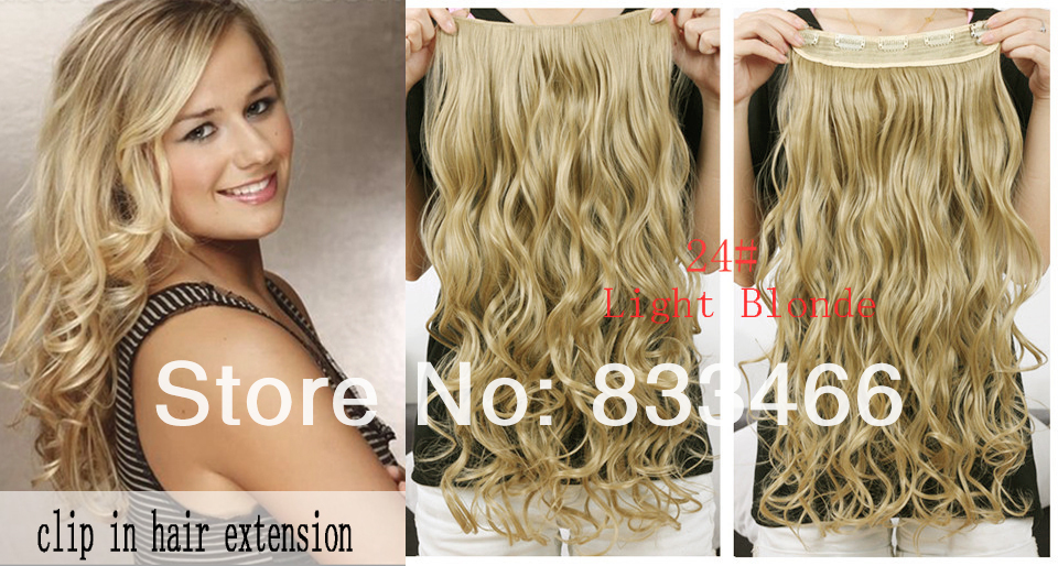 Clips auto picture more detailed picture about cheap18 22 inch cheap18 22 inch wavy one piece hair extensions clip in high temperature synthetic kanekalon 24 pmusecretfo Gallery
