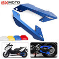Blue Motorcycle accessories Aluminum Belt Guard Cover Protector For Yamaha TMAX 530 2012 2013 2014 2015 new