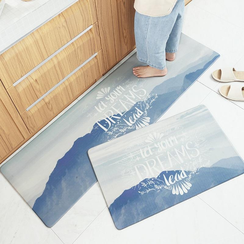 Enjoy Life Pvc Leather Floor Mat