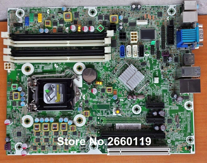 Desktop motherboard for 6300 656961-001 657239-001 system mainboard, fully tested free shipping for acer tmp453m nbv6z11001 ba50 rev2 0 motherboard hm77 tested