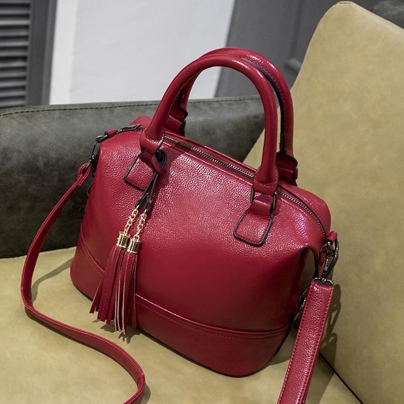 2018 여성 패션 핸드백 가방 하나의 어깨 핸드백 메신저 가방