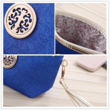 2016 Hot Sale Women Casual Bag Multi Functional Portable Cosmetic Makeup Pouch Toiletry Organizer Case Clutch Free Shipping