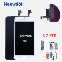 Digitizer Replacement Assembly For IPhone 4 4s 5 5s 6 6s LCD Display Touch Screen Black