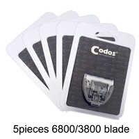 5 stück Original Codos KP3000/CP6800/CP5500 Professional Pet Clipper Klinge Für Hunde/Katzen