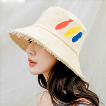 Women&Men Bucket Hat for Fishing Pesca Womens and Mens Panama Beach Cotton Summer Hats Women Fashion Design