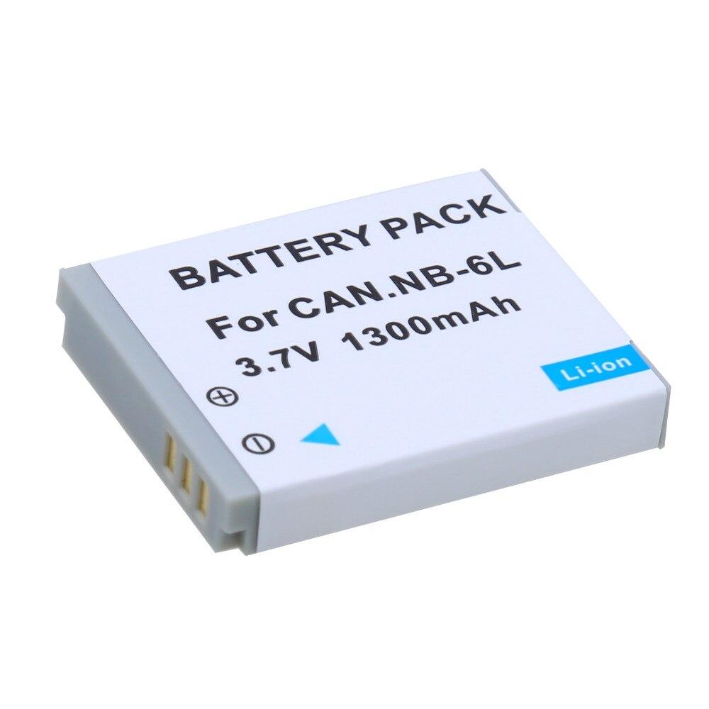 Batterien Dynamisch Jhtc Nb6l Batterie Für Kamera Sx520 Hs Sx530 Sx600 Sx610 Sx700 Sx710 Ixus 85 95 200 210 Batterie Kamera 1600 Mah Nb-6l Batterien