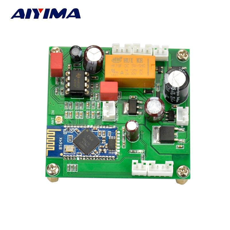 Aiyima Csra64215 Bluetooth 4,2 Wireless Audio Receiver Board Apt-x Lautsprecher Bluetooth Diy Verstärker