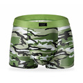 men's military camouflage printed bamboo underwear man underwear brands Boxer Shorts 2017 new