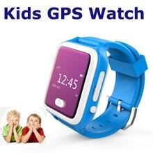 เด็กGPS Watch X02สมาร์ทนาฬิกาข้อมือSOSสถานที่ตั้งFinder L Ocatorอุปกรณ์ติดตามสนับสนุนAPPปลอดภัยต่อต้านหายไปตรวจสอบเด็ก