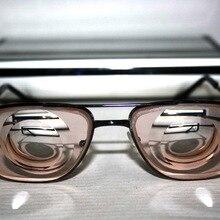 Специальное предложение очки очень редкие! Супер навигация Ультра высокая близорукость миодисковые очки низкая для помощи зрения-40d Pd64