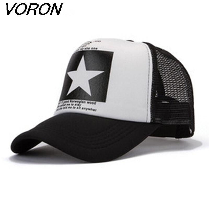 VORON New 2017 Super Big Stars Cap Hat Autumn-summer Baseball Snapcap Snapback Caps Men Women Hiphop Sport Hats Gorras Hat Cap
