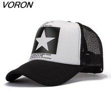 VORON New 2017 Super Big Stars cap Hat Autumn summer baseball snapcap snapback caps Men women
