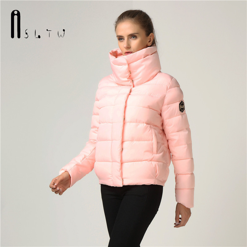 New Arrivals Hot Selling Fashion Women Cotton Coat Cultivate One S Morality Warm Plus Size