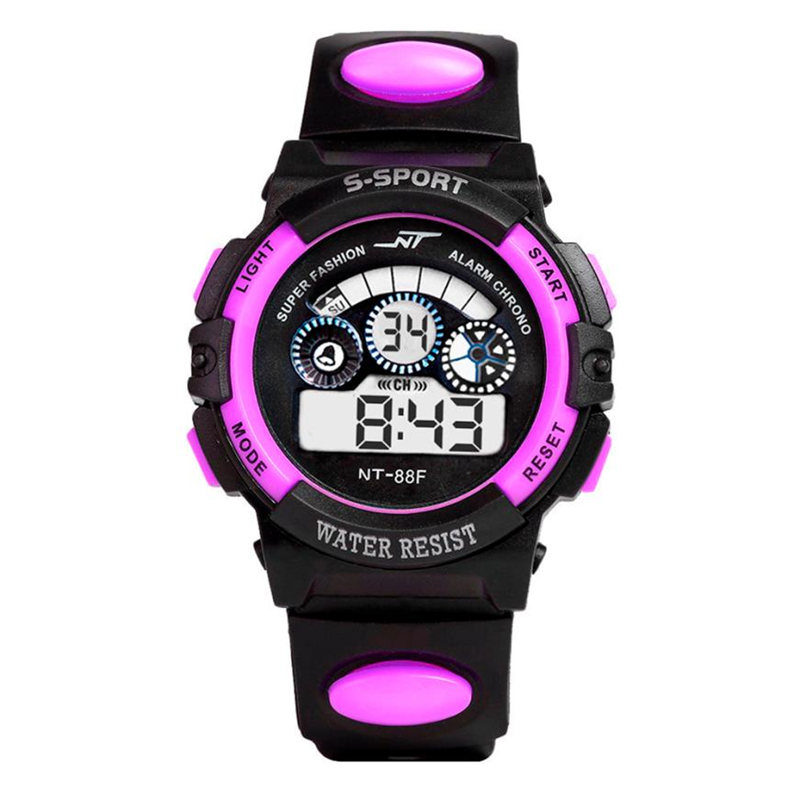 2018 New Fashion Waterproof Mens Boys Digital Watch Led Quartz Alarm Date Sports Wrist Watches Relogio Feminino Dropshipping 20 Back To Search Resultswatches