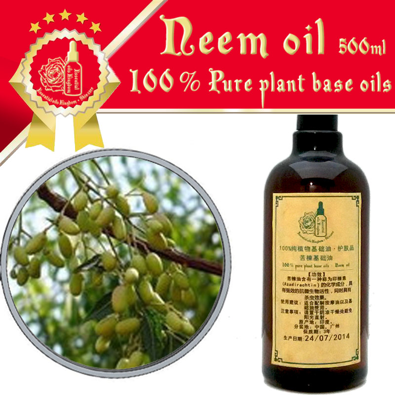 100% pure plant base oils chinaberry oil 500ml Cold pressed