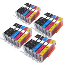 PGI 550 551 Kompatibel Tinta untuk Canon PIXMA IP7250 MG5450 MX925 MG5550 MG6450 MG5650 MG6650 IX6850 MX725 MX925 Printer(China)