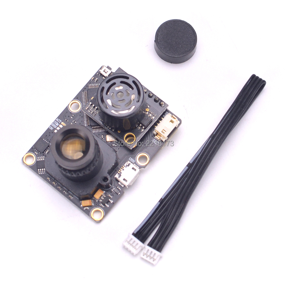 PX4FLOW V1.3.1 Optical Flow Sensor Smart Camera with Sonar for PX4 PIXHAWK Flight Control System 1pcs цена