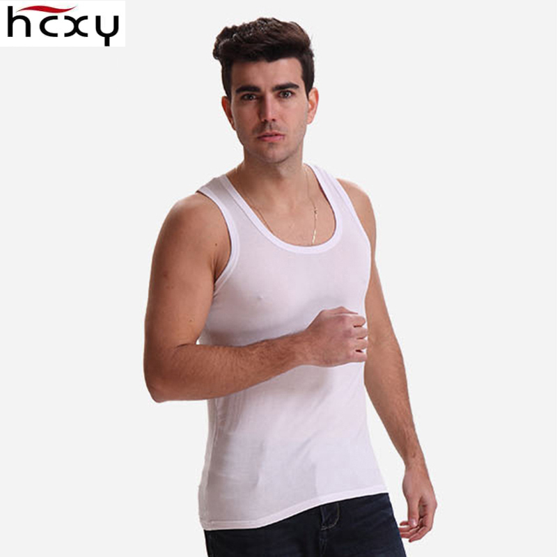 HCXY 2016 Casual Vest   Tops   Fashion summer style Mens   Tank     Top   Sleeveless Undershirts Male Bodybuilding   Tank     Top