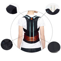 Humpback Correction Back Brace Spine Back Orthosis Scoliosis Lumbar Support Spinal Curved Orthosis Fixation for Posture Correct