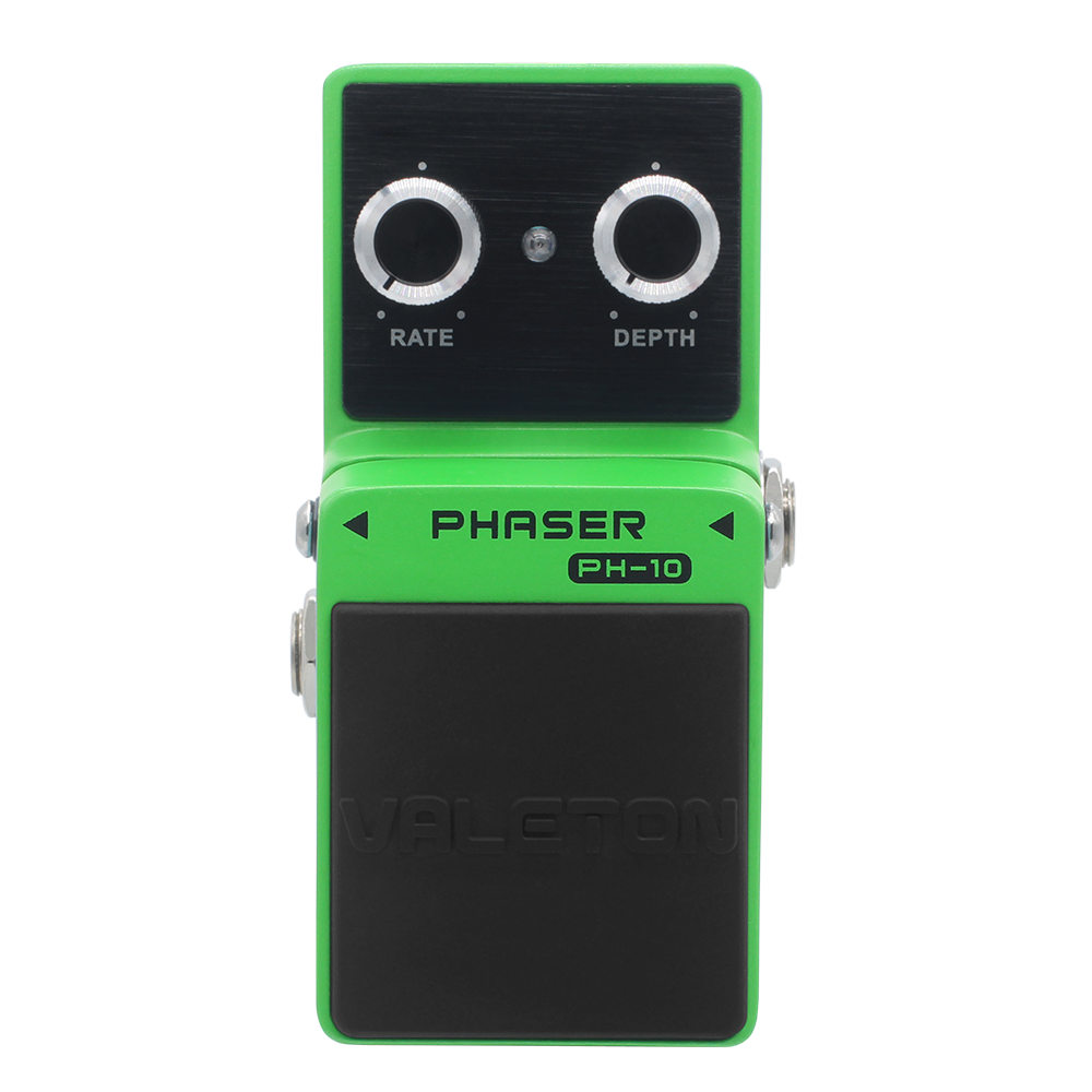 Valeton Phaser Guitar Effect Ph Pedal Buffer Bypass Low Noise PH-10 valeton fet preamp pedal effect guitar effect fp 10