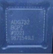 100% Новый оригинальный adg732bcpz adg732 Бесплатная доставка убедитесь, что Новинка