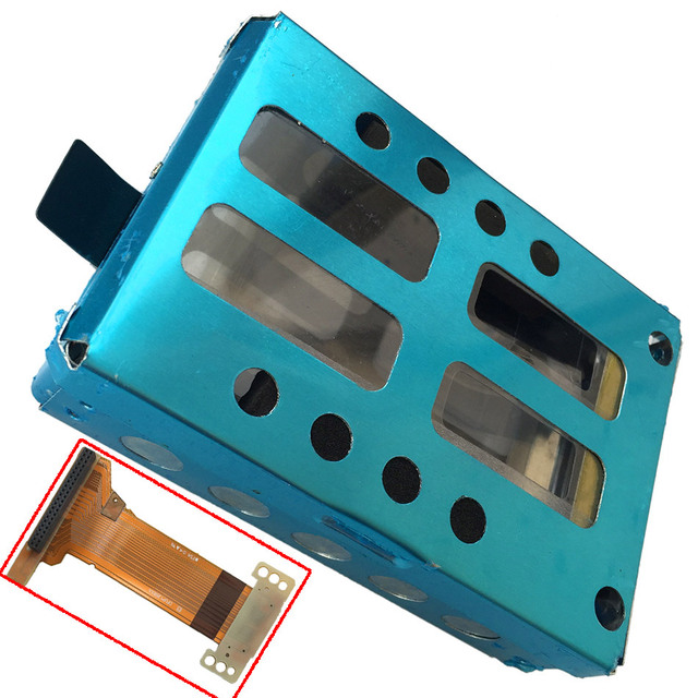 Brand New Replacement Hdd Caddy with genius flex cable For Panasonic Toughbook CF-29 Hard Disk Caddy with IDE Connector Cable